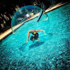 Training in the ball! Keep posted to see our upcoming event! #aquaacro #contortion #contortionist #water #waterball #waterwalking #watershow #ball #sphere #h2o #aqua #performer #events #austin #atx #santantonio #satx #htx #houston #flexible #split #texas #texasgirl #gorgeous #beautiful #performer #eventplanner #eventprofs #eventpros #evedeso #eventdesignsource - posted by AquaAcro Entertainment https://www.instagram.com/aquaacro. See more Event Designs at http://Evedeso.com