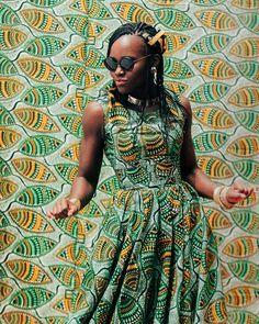Lupita Nyong'o pic/tea appreciation thread part VI - Page 30 African Print Fashion, Fashion Prints, African Prints, Ankara, Lupita Nyongo, Girls Natural Hairstyles, African Textiles, Daily Dress, Eva Longoria