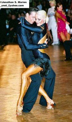 Joy in the Dance. Latin Ballroom Dresses, Ballroom Dancing, Latina, Teach Dance, Baile Latino, Tango Dancers, Salsa Dress, Dance Routines, Salsa Dancing