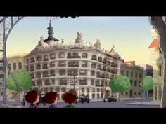 Les tres bessones i antoni gaudí Barcelona, Antoni Gaudi, Keith Haring, Kandinsky, Art Projects, Youtube, Louvre, Building, Picasso