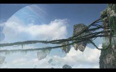 avatar | paisaje aéreo