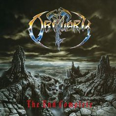 Obituary The End Complete on Limited Edition Colored 180g LP Newly Reissued Vinyl from the Roadrunner Records Catalog First Pressing on Colored Vinyl Limited to 1500 Copies Upon switching their name f