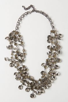 Magnetic Field Necklace from  Anthropologie.com! #interestingdesign and look