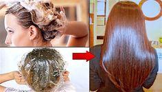 Maska na włosy, która działa cuda! Tylko naturalne składniki.