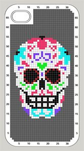 Free DIY Cross Stitch iPhone Case Cover Designs | Knitty Or Nice