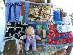 Ladies Fidget Lap Quilts for by NansSewingCorners on Etsy