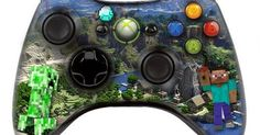 Xbox controller, Xbox and Minecraft on Pinterest