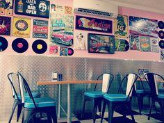 Happy Days - vintage café in Hervey Bay  #happydays #vintage