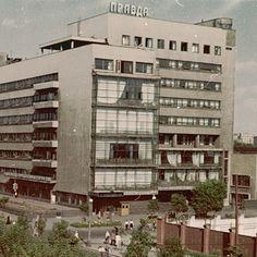Panteleimon Golosov, Leningradskaia Pravda building in Moscow (1930-1935) | The Charnel-House