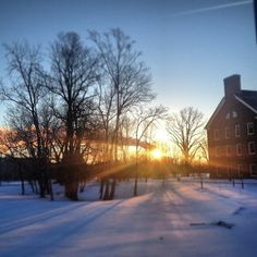 To think that in such a place, I led such a life @Miami University