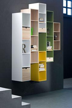 Fitted kitchen CODE by Snaidero | design SNAIDERO DESIGN