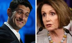 Nancy Pelosi begs Paul Ryan to not use hacked documents against Dems, but wait, there's more!