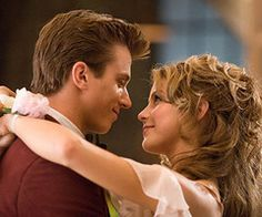 Ren and Ariel...from the new Footloose movie...