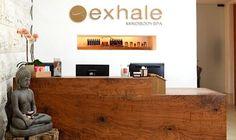 Parental pampering at #Loews Hollywood's exhale spa