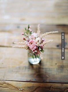 sweet little flower bunch