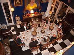 This would be a great theme for an event held in one of our event spaces! Secrets to a successful dinner party: Make sure it exceeds Titanic proportions