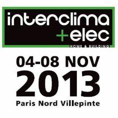 Interclima+Elec est l'événement de référence en matière d'efficacité énergétique et d'énergies renouvelables dans les bâtiments. http://www.batilogis.fr/agenda/salon-france-2013-1.html