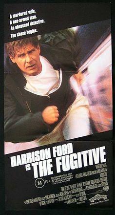 The Fugitive (1993)*****Harrison Ford/Tommy Lee Jones