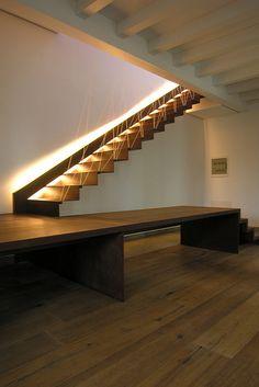 Home PivMar21002_by Lauro Ghedini Studio / Interiors Designers, via Flickr via Flickr