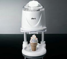 Deni Soft Serve Ice Cream Maker – $50