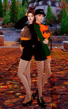 Tumblr Sims 4, Sims Mods, Sims Cc, Tight Dresses, New Dress, Fendi, Swatch, Snow White, Tights