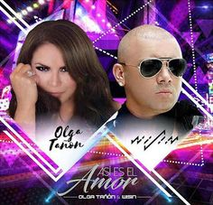 Olga Tañón - Así es el amor ft Wisin
