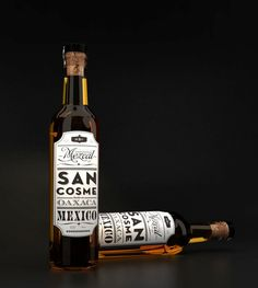 """""""SanCosmeis amezcal made in Mexicoand imported to Germany. Mezcal,bytradition, has beena key figurein Mexicanfolklore, a partof our cultural and heritage which is particularly appreciatedby European countries. MezcalSanCosmeis the link betweenpast and present.An example of atraditional Mexicanproduct which positions itself within thecurrent globallandscape."""""""