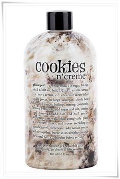 Philosophy Cookies n Creme Shower Gel