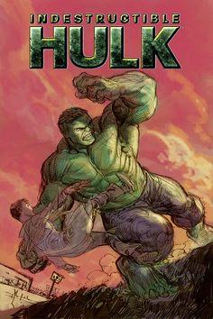 #Hulk #Fan #Art. (INDTBL Hulk Cover-14-Thumnails-01-B) By: Nisachar. [THANK U 4 PINNING!!]