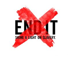 5 Ways YOU Can Help End Human Trafficking and Slavery - It starts with awareness. Join the #EndItMovement and learn how small steps can make a huge impact.