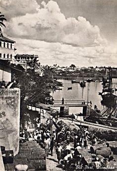 Old Port, Mombasa Kenya