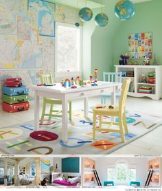 Kid's & Teen Room