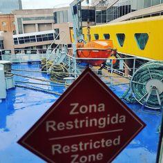 Eu rio na cara do perigo #buquebus #bsas #boat #ferry #viagem #reise #barco #lospiratas #férias #hastauruguay