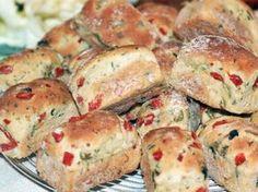 Pãezinhos de Tomate Seco do Àlvaro Rodrigues