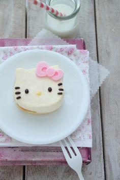Hello Kitty Dessert