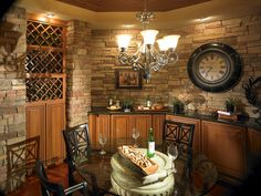 Wine Cellar Photos Design, Pictures, Remodel, Decor and Ideas - page 37