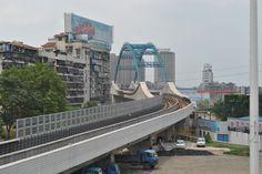 Wuhan Metro Bridge | 28,87 Km | 2009 | Cina