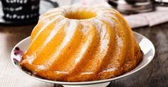 A Cake Without Icing? This Flavorful Lemon Bundt Doesn't Need It
