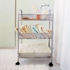 Beautiful Rolling Bath Cart Ideas Http Modtopiastudio Simple