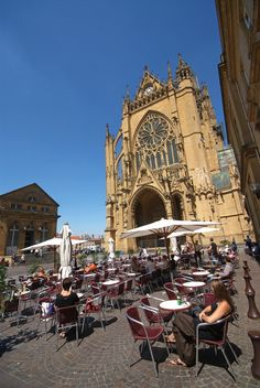 Metz -  Cathedral
