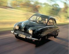 Saab from the fifties