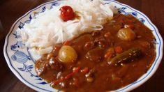 Hovězí na Moravance – Ajiny recepty Chili, Soup, Chile, Soups, Chilis