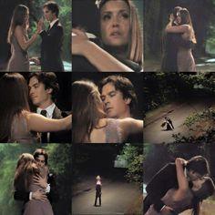 Last delena scene last delena kiss last delena dance tvd 6x22