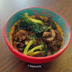 Dinner – Drunken Five Spice Beef