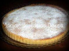 Bata os ovos com o açúcar muito bem, juntar restantes ingredientes. - Receita Sobremesa : Tarte delícia de iogurte de Nani1
