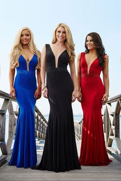 #27. Which color would you choose in Jovani 32024?