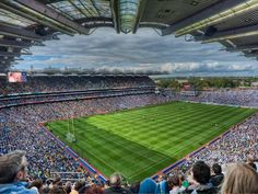 Croke Park - Home of the GAA - Dublin, IRE