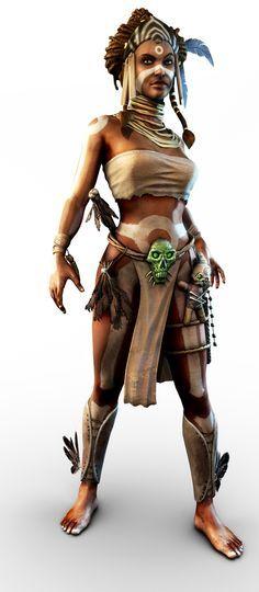voodoo queen costume - Google Search