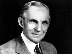 Henry Ford had dyslexia.  Imagine what life would be like if he had let it stop him?