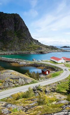 Wow!  These photos of Norway are incredible!